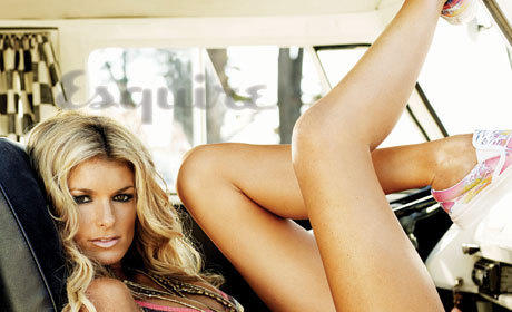Marisa Miller Esquire Photo