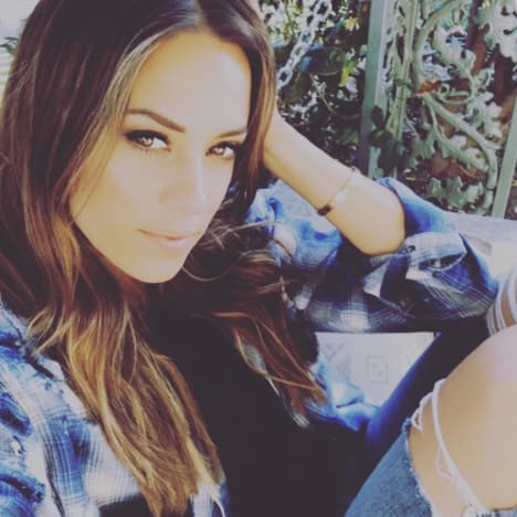 Jana Kramer Talks About Anxiety
