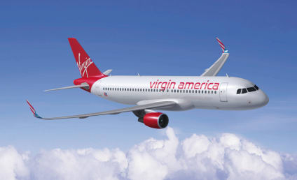 Mile-High Flirting: Encouraged by Virgin America!