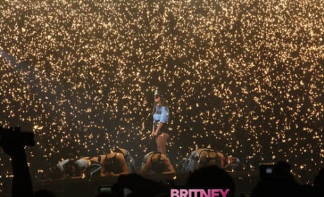 Sparks Fly on Stage