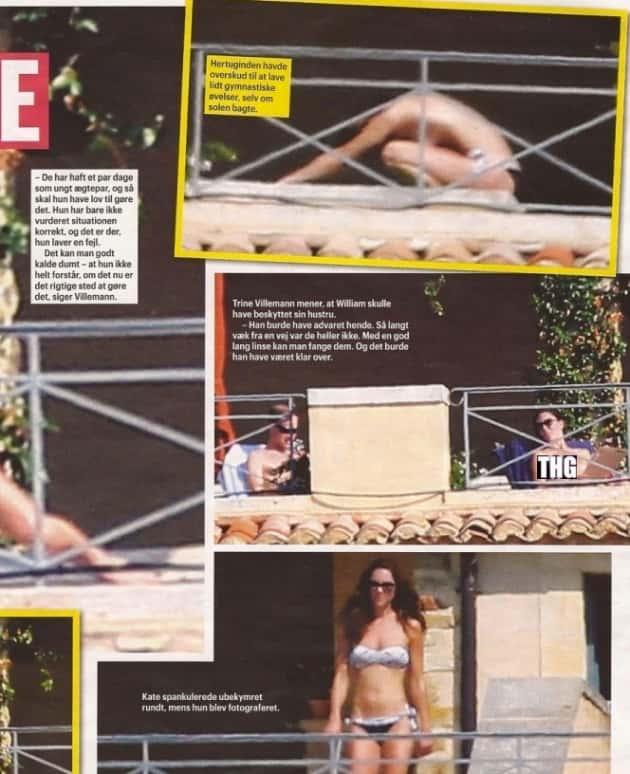 Kate Middleton Magazine Pics