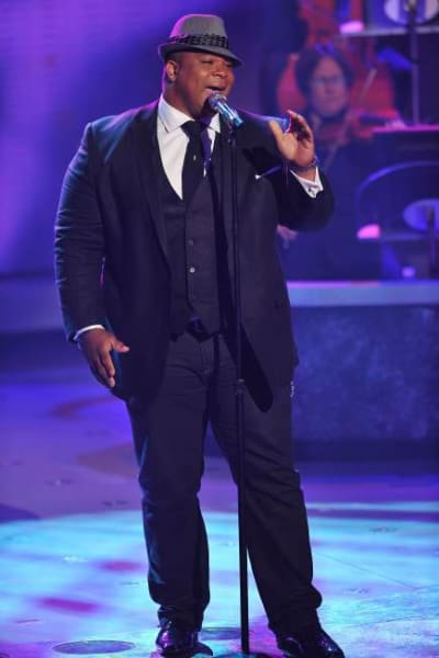 Big Mike, Big Singer