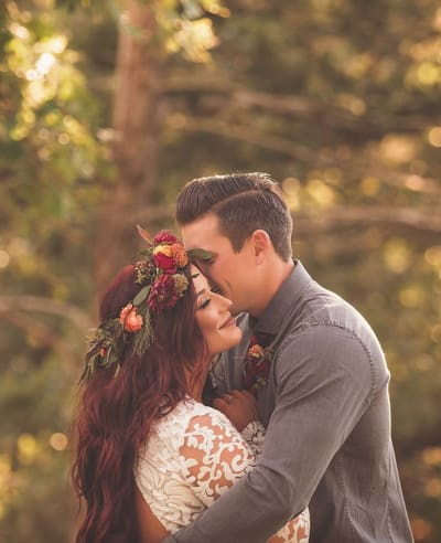 Chelsea houska reveals the best part of her wedding the for Chelsea houska second wedding dress