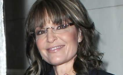 Sarah Palin on Family Brawl: It's the Liberal Media, Dontcha Know!