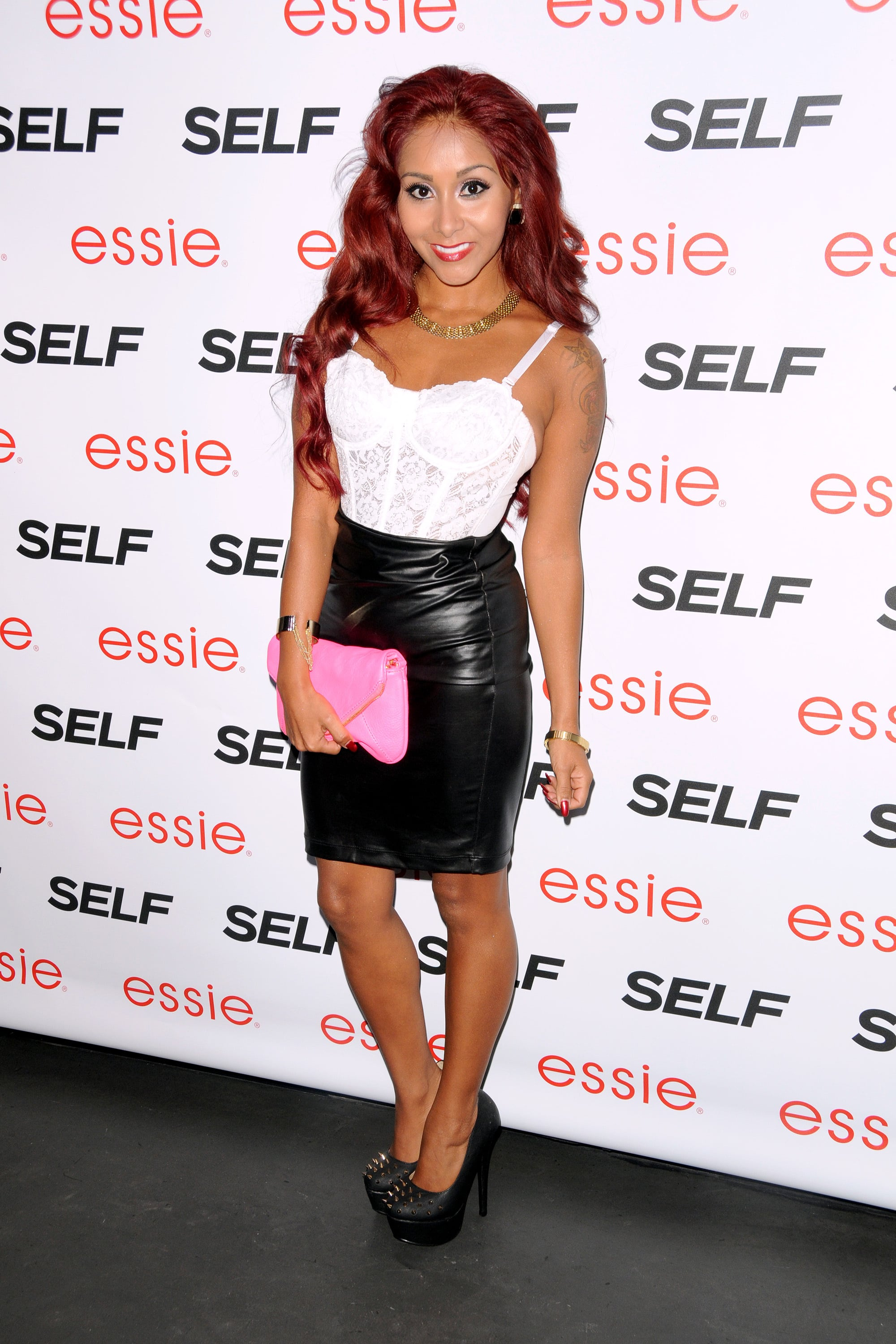 Fake Nude Snooki snooki nude photos: leaked, seductive! - the hollywood gossip