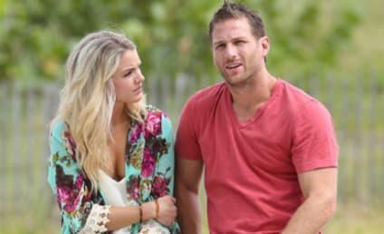 Juan Pablo Galavis and Nikki Farrell: Spotted on The Bachelor Set!