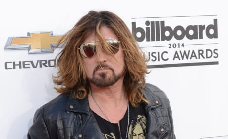 Billy Ray Cyrus at the Billboard Music Awards