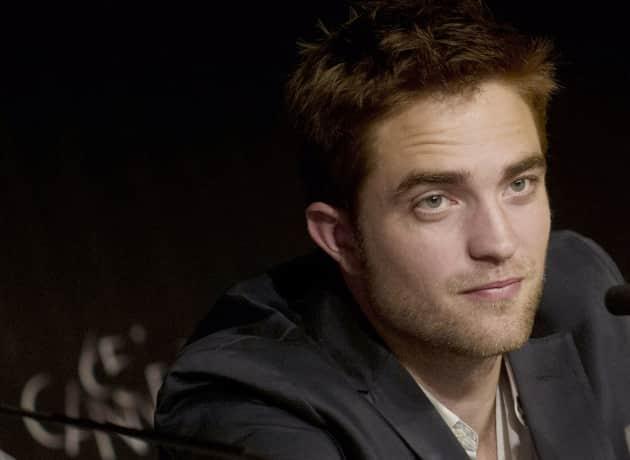 Robert Pattinson Up Close