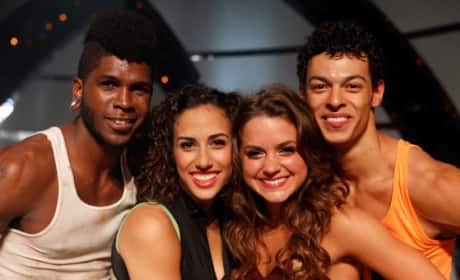 So You Think You Can Dance Final 4