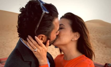 Eva Longoria: Engaged to Jose Antonio Baston!