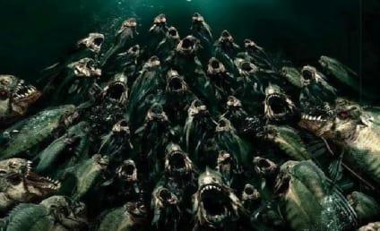 Piranha 3DD Trailer: Wet, Wild, Absurd