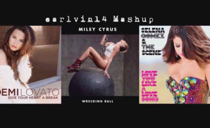 Selena Gomez, Demi Lovato and Miley Cyrus: The Musical Mash-Up!
