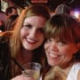 Isabel Rock and Amy Roloff