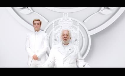 President Snow Addresses Citizens in First Mockingjay Teaser, Intones: Panem Forever!