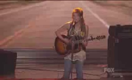 Crystal Bowersox Splits with Record Label