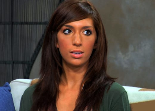 Farrah Abraham on the After Show