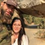 Jenelle and David Hiking