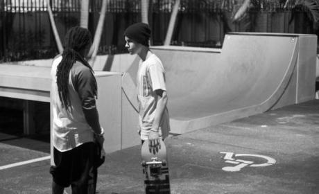 Lil Justin, Lil Wayne