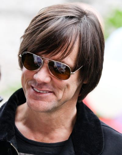 Jim Carrey Hair