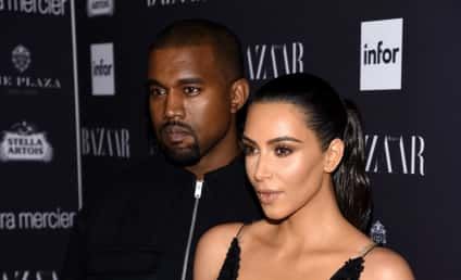 Kim Kardashian and Kanye West: Staying Together For the Kids!