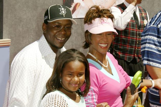 The Brown/Houston Family