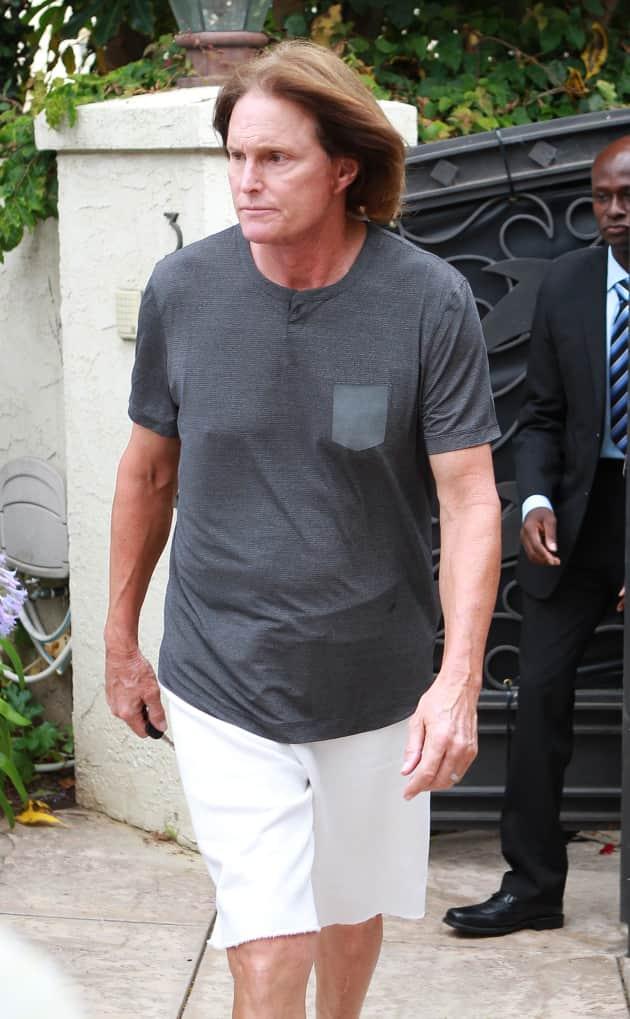 Bruce Jenner Feminine Photo