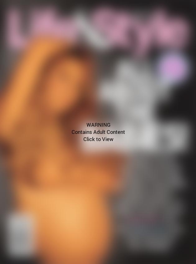 Mariah Carey Nude, Pregnant