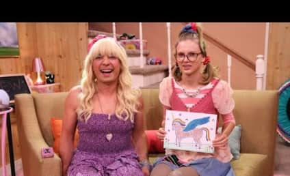 "Taylor Swift Geeks Out for ""Ew!"" with Jimmy Fallon, Dances to Selena Gomez"