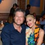 Blake Shelton & Gwen Stefani Cosy Up for Dinner In the Hamptons