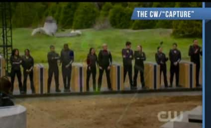 The CW Rips Off The Hunger Games, Premieres Capture