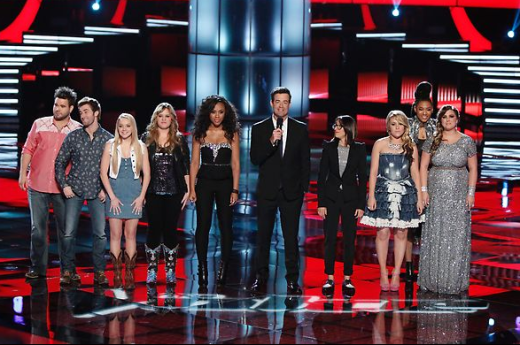 The Voice Final 8
