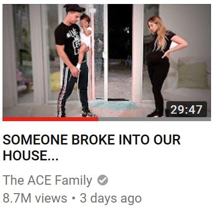 Ace Family Break-In Thumbnail