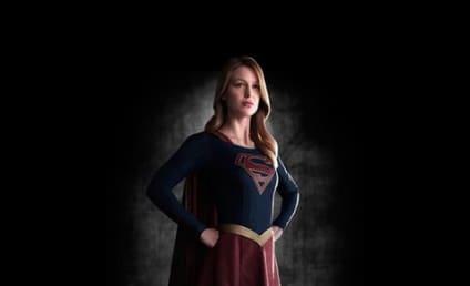 Supergirl Trailer: It's Not a Bird, It's Not a Plane...