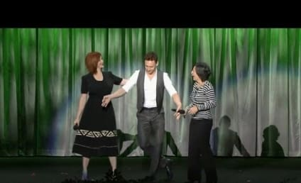 """Tom Hiddleston Sings """"The Bare Necessities"""" at D23: Fangirls' Heads Explode"""