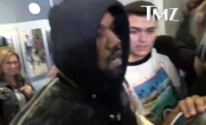 Kanye West & Kim Kardashian: Having Baby #3?!? Kanye Responds!
