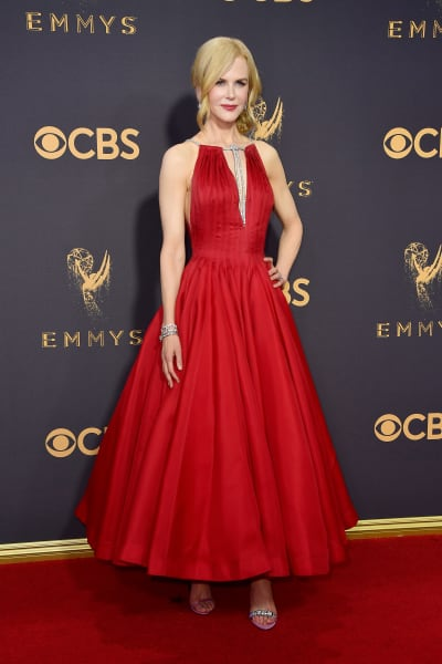 Nicole Kidman at 2017 Emmys
