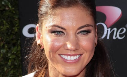 "Hope Solo Condemns Nude Photo Leak, Says Act Goes ""Beyond Bounds of Human Decency"""