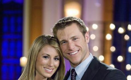 Jake Pavelka and Tenley Molzahn Picture