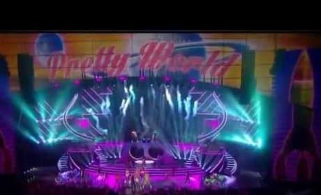 Iggy Azalea & Britney Spears - Pretty Girls (Billboard Music Awards 2015)