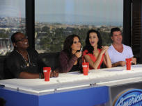 Katy Perry on Idol