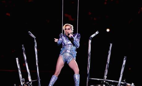 Lady Gaga Drops In