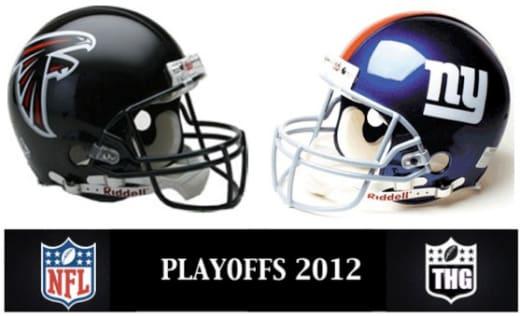 Giants vs. Falcons