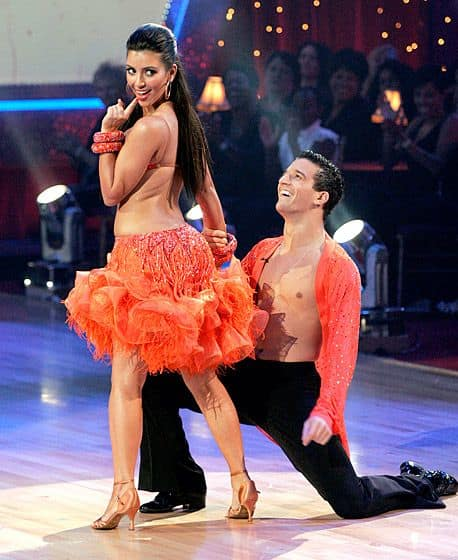 Kim From Dancing With The Stars: Kim Kardashian On DWTS