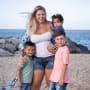 Kailyn Lowry and Three Sons, Family Photo