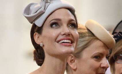 Angelina Jolie: In the Market for Husband #4!