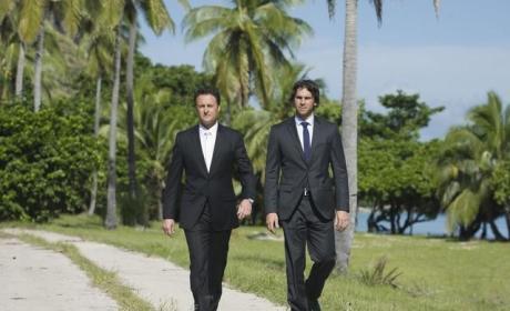 Ben F. and Chris H.