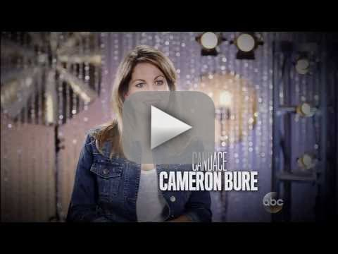 Candace Cameron Bure & Mark Ballas - DWTS Week 1