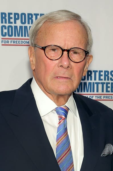 Tom Brokaw in 2016