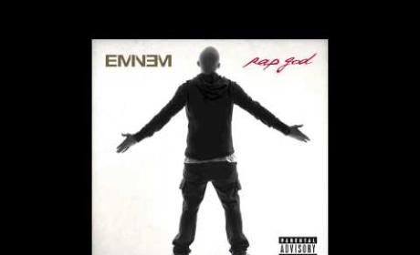 "Eminem - ""Rap God"""
