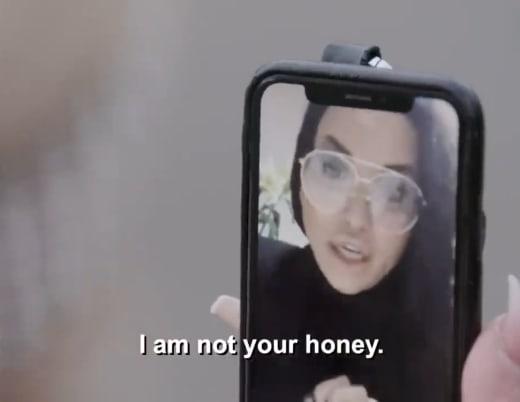 The woman Florian Sukaj is mysterious - I am not your dear